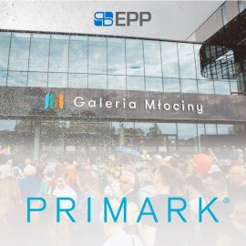 Primark to enter Poland with its first store located in Galeria Młociny in Warsaw
