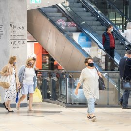 EPP's shopping centres re-open safely in time for festive shopping