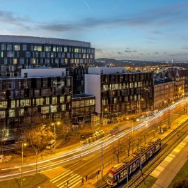 Echo Polska Properties to Finalize  Office Acquisition