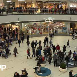 Galaxy Shopping Centre hits new records!