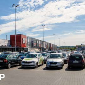 Rising revenue and footfall at Outlet Park Szczecin