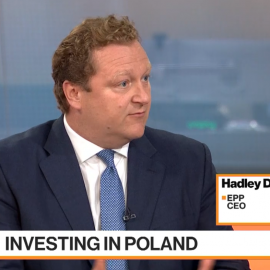 Future Is Bright for Poland, Says EPP CEO Dean